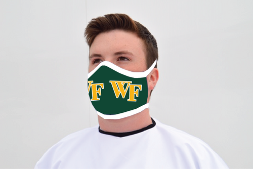 West Florence Heavyweight Polyester Mask - Reusable - Washable