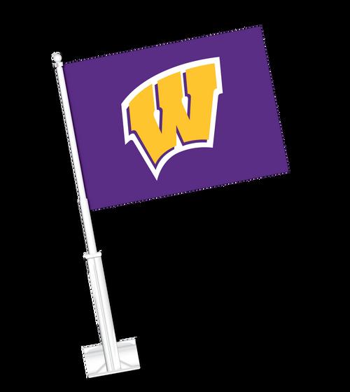 Wilson Car Flag