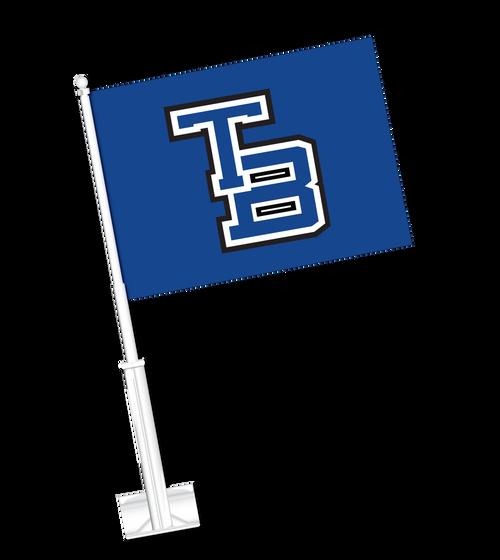 Trinity Byrnes Car Flag