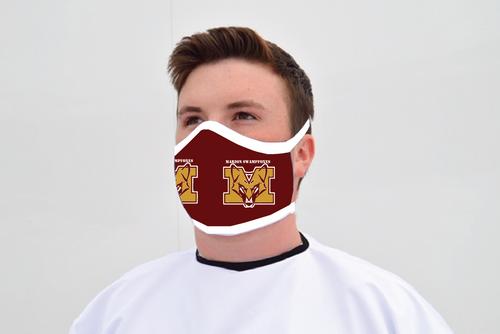 Marion High School Mask