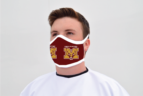 Marion High School Mask