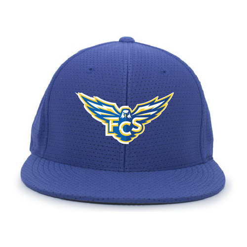 FCS - Flexfit Solid Royal Hat