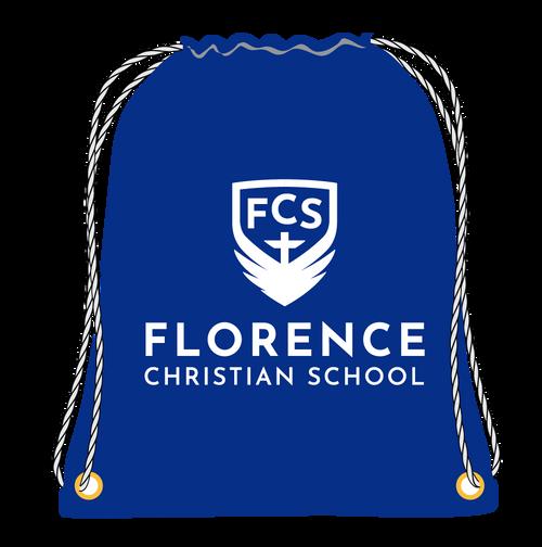 FCS Drawstring Grab Bag - Academic Logo