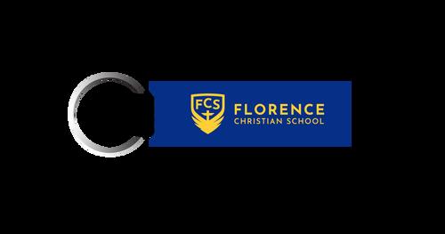 FCS Wristlet Keychain - Academic Logo