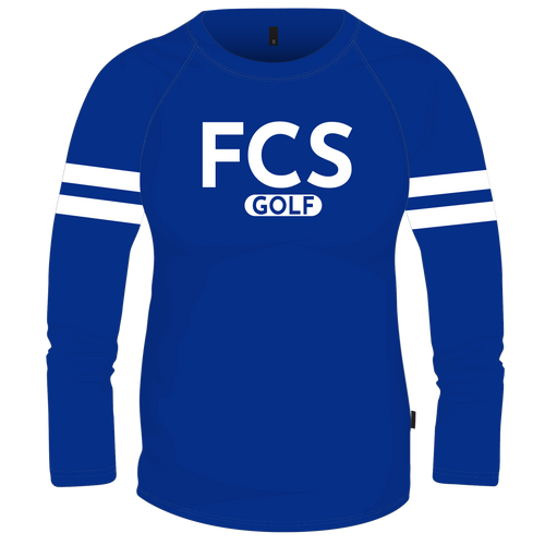 FCS Performance Longsleeve T Shirt - Rugby Style