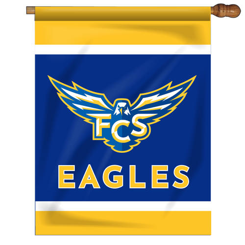 FCS Eagles House Flag
