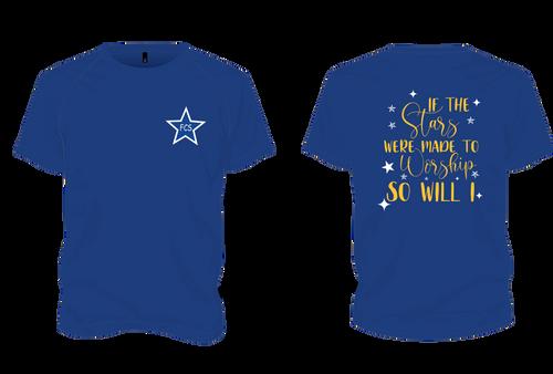 FCS Elementary T Shirt - So Will I
