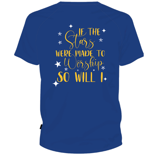 FCS Elementary T Shirt - So Will I