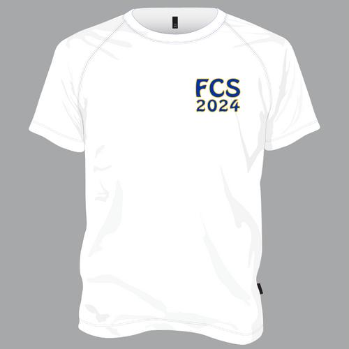 FCS Class of 2024- Freshman Class T Shirt - White