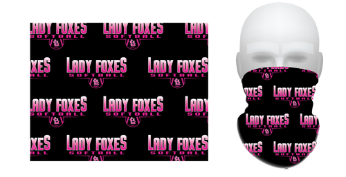 Lady Foxes Neck Gaiter