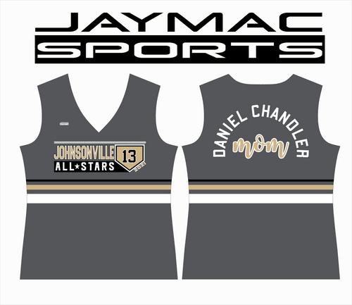 Johnsonville All Star Parent Shirt - Sleeveless V Neck