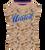 SC United Sleeveless Hoodie - Body Flex  -Desert Camo Design