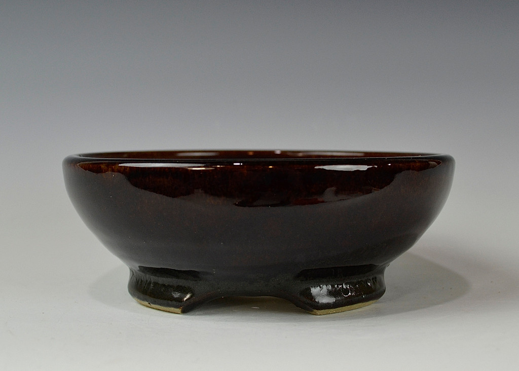 "Bonsai Pot, 5 3/4"" dia 20092"