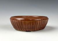 """Bonsai Pot, 4 3/8"""" dia 21492"""