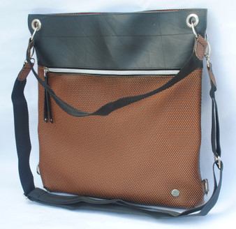 Convertible Square Bag