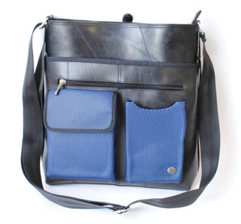 Cross body Multi Pocket Bag