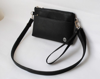 Cross Body Wristlet