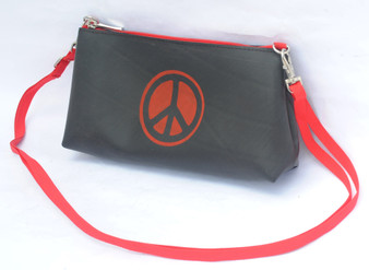 Cross Body Bag Peace