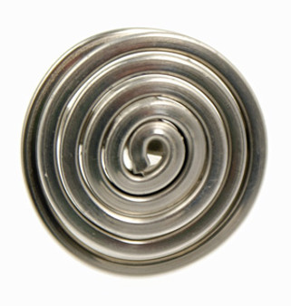 Recycled Aluminum Ring - Circle