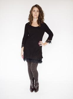 Charlotte Dress - Black