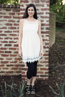 Cassandra Extender - Cream White