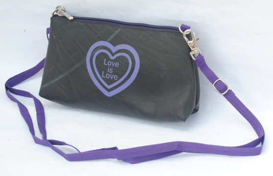 Cross Body Bag Love is Love