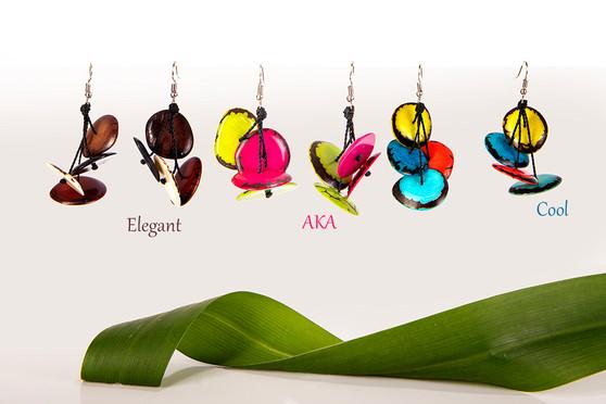 Toton Earrings