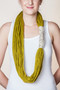 Bora Scarf  - Lemon Grass