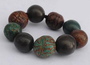 Natures Graffiti Stepping Stones Bracelet - Winter Cool