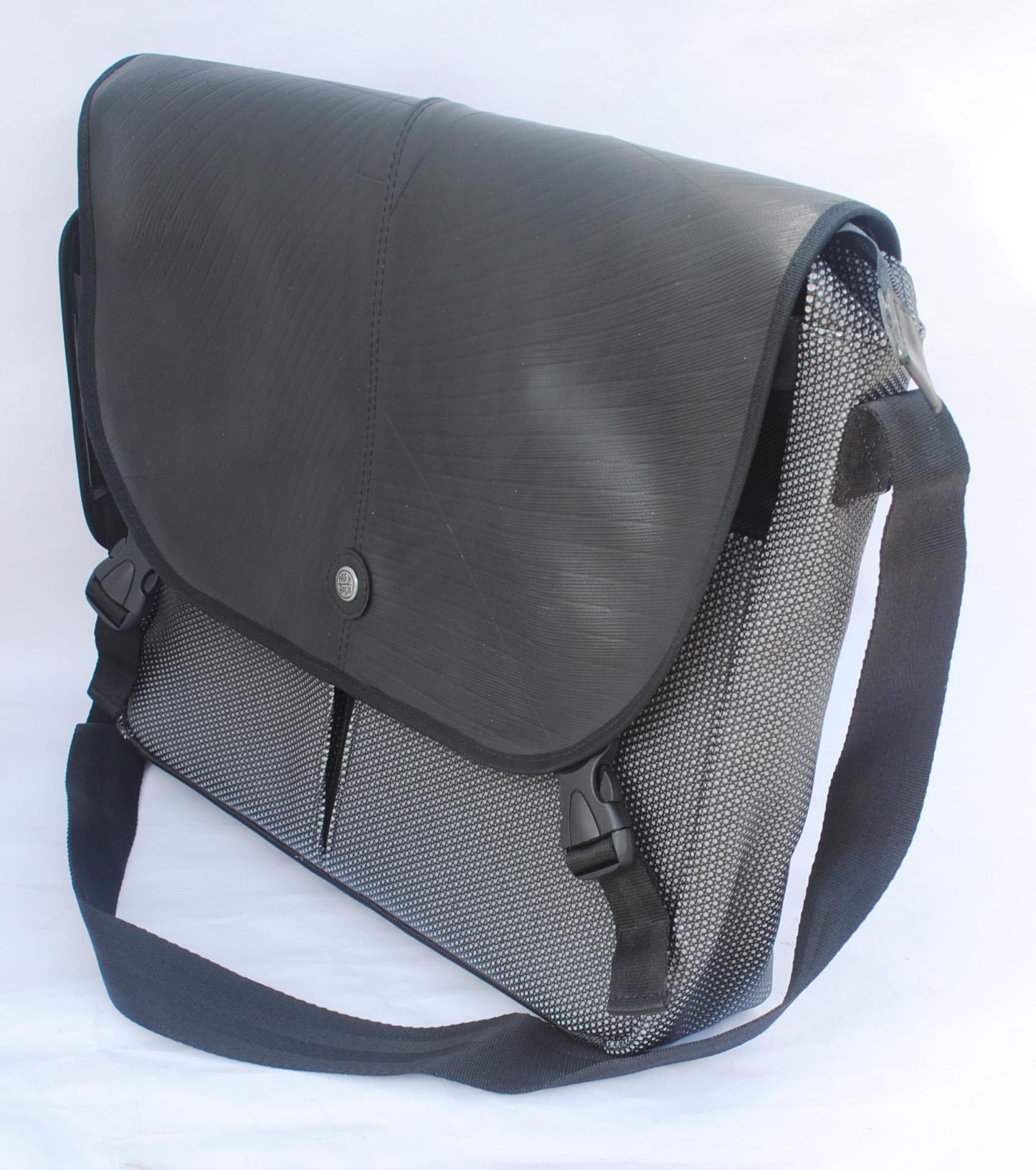 Messenger Bag Grey