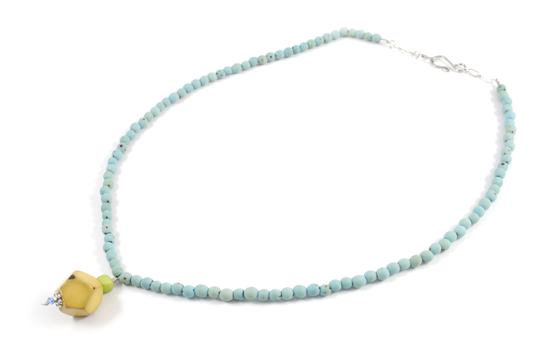 Necklace Chirilla with Pendant