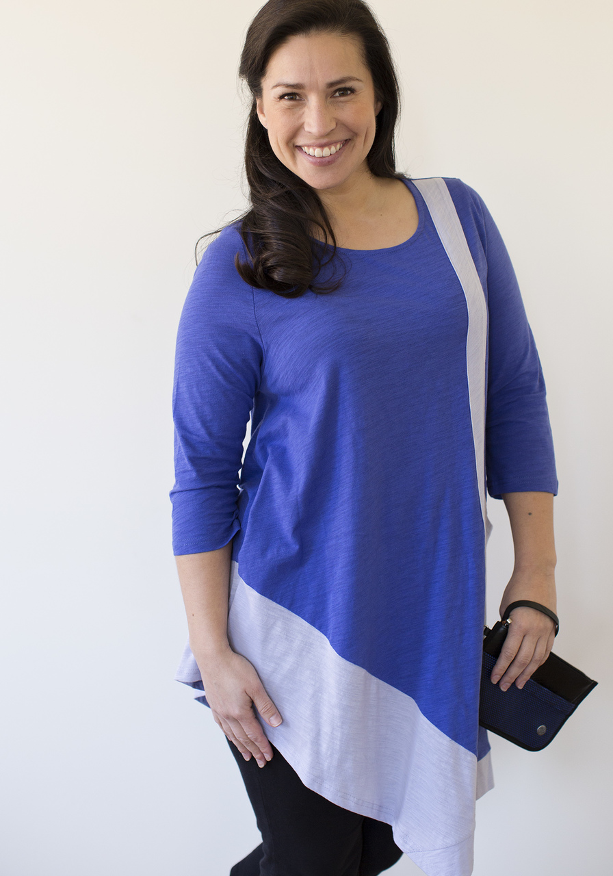 Tamara Tunic - Blue