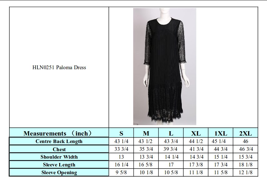 Paloma Dress - Gray