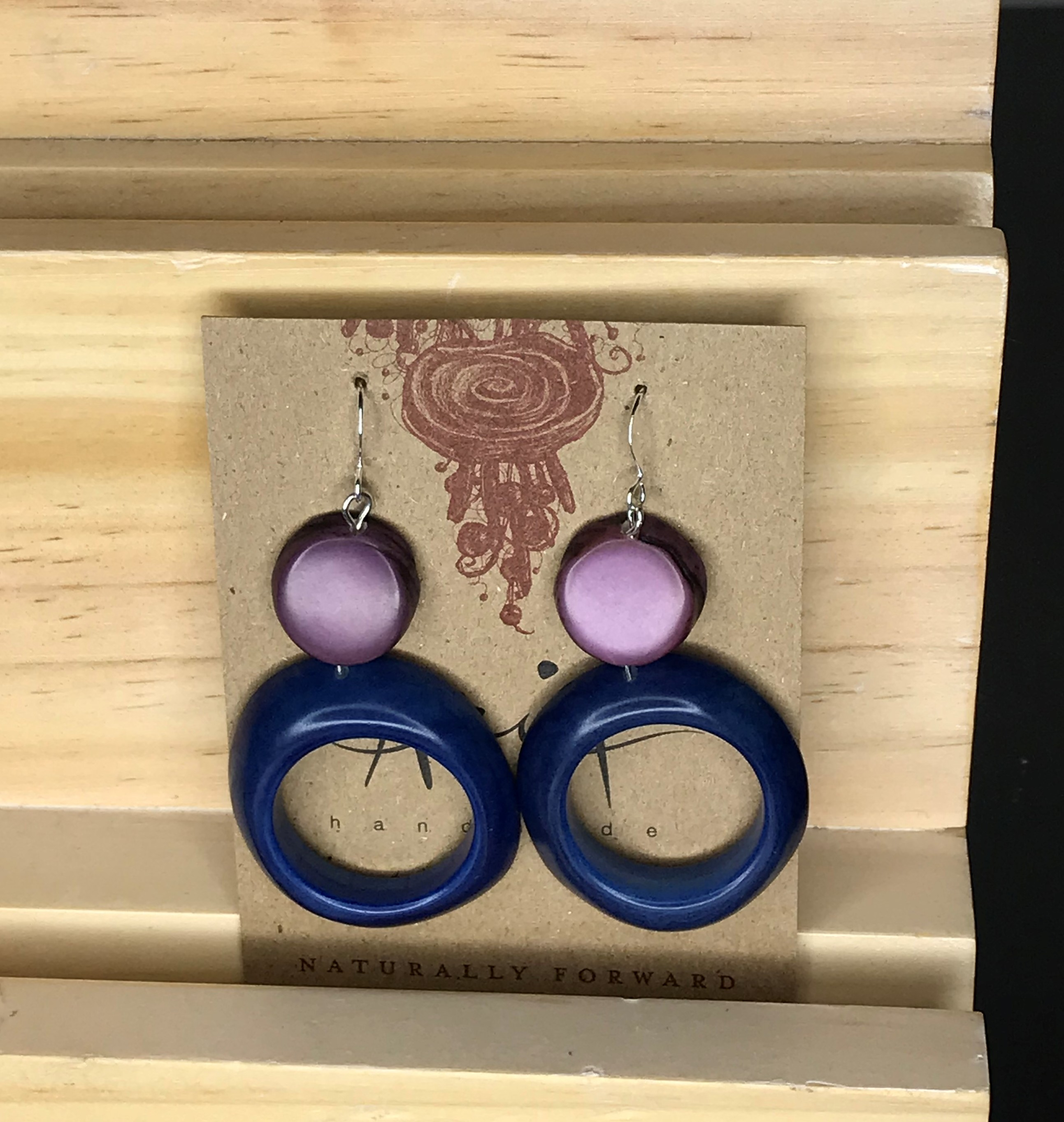Galactic Earrings