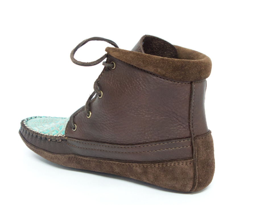 Womens McCullough-  Turquoise