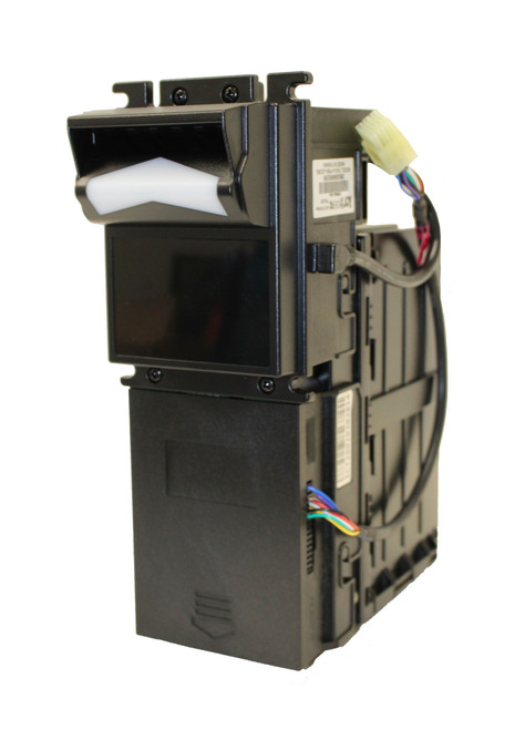 ICT TAO Bill Acceptor 110V Upstacker, $1-100, 500 note, US