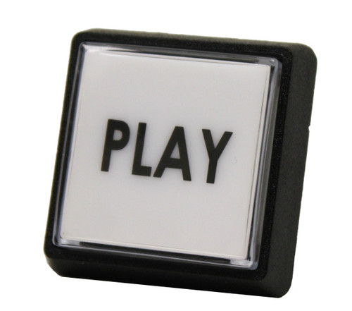 Square Play Button