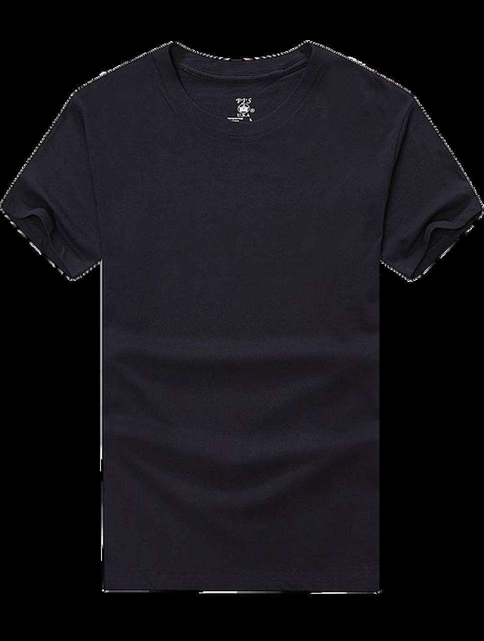 100 T-SHIRTS Blank 50 Black 50 White BULK LOT S-XL Wholesale Gildan G500 Tees