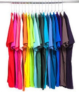 Bulk Wholesale Irregular T-Shirts Chicago