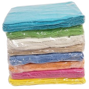 Face Towel 12x12 Heavy Cotton