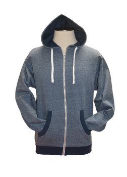 Unisex Chain Yarn Pullover Hood- DL187