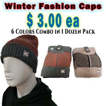 Wholesale White Wolf Fashion Winter Hats - RF002