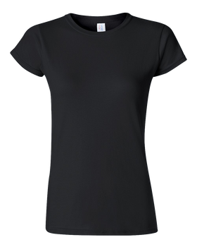 Slight Irregular Gildan 100% Cotton  4.5 oz. Ladies T-Shirt- IR64L
