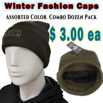 Wholesale Fashion Winter Hats - RF006