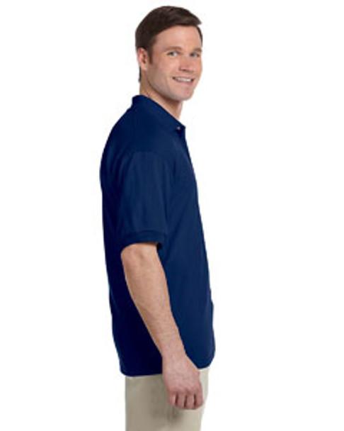 Irregular Gildan Adult 6 oz., 50/50 Jersey Polo- IR880