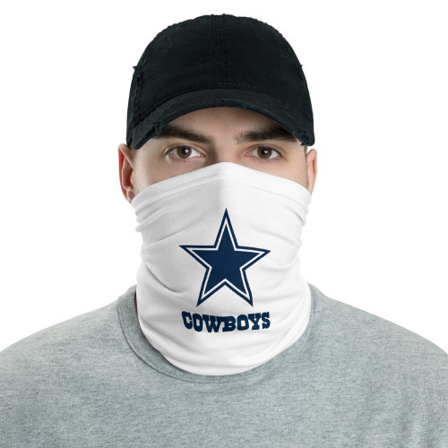Dallas Star Neck Gaiter/Face Covering