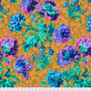 Baroque Floral - Blue
