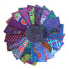 Kaffe Fassett Collective Classics Peacock - Design Roll