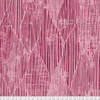 Backing Fabric - Frequency - Berry