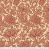 Backing Fabric - Chrysanthemum Toile - Red || Orkney